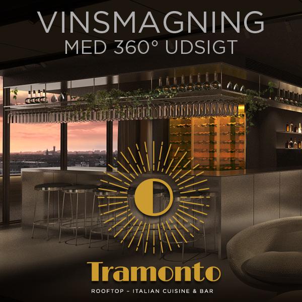 VINSMAGNING med italiensk buffet, Tramonto, lørdag d. 2. marts, kl. 12.30