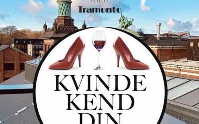VINSMAGNING FOR KVINDELIGE SJÆLE, Kvinde kend din vin, LØRDAG d. 1. februar, kl. 13.00 Tramonto